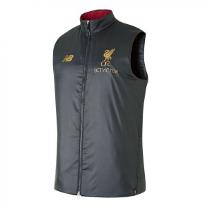 [해외][Order] 18-19  Liverpool Manager's Collection Gilet