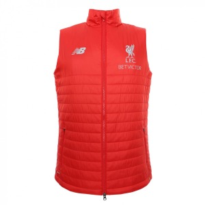 [해외][Order] 18-19  Liverpool Elite Training Gilet