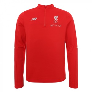 [해외][Order] 18-19  Liverpool Elite Training Hybrid Sweater Top- RED
