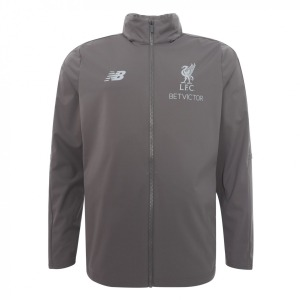 [해외][Order] 18-19  Liverpool Elite Training Precision Rain Jacket - Grey