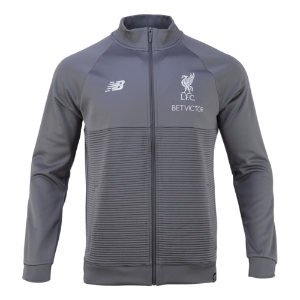 [해외][Order] 18-19  Liverpool Elite Training WalkOut Jacket - Grey