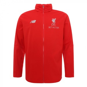 [해외][Order] 18-19  Liverpool Elite Training Precision Rain Jacket - Red