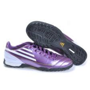 F50 adizero TRX Purple White TF
