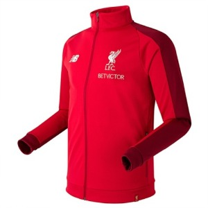[해외][Order] 18-19  Liverpool Elite Training Presentation Jacket  - Red
