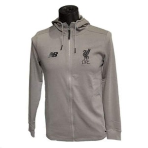 [해외][Order] 18-19  Liverpool Hoody Jacket - Grey