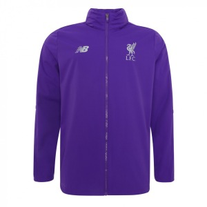 [해외][Order] 18-19  Liverpool Elite Training Precision Rain Jacket - Purple