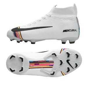 Junior Mercurial Superfly VI Elite CR7 FG - KIDS (109)