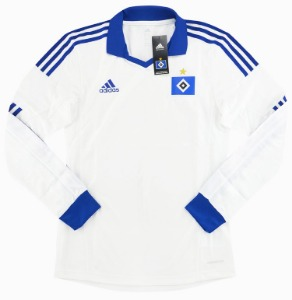 [해외][Order] 13-14 Hamburg SV Player Issue Home L/S - AUTHENTIC