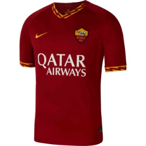 [해외][Order] 19-20 AS Roma Home Stadium Jersey