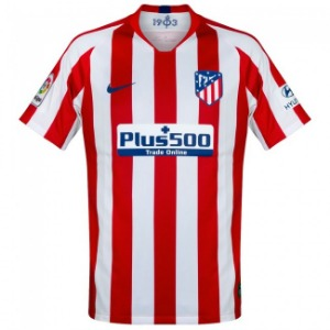 [해외][Order] 19-20 Atletico Madrid  Home Stadium Jersey