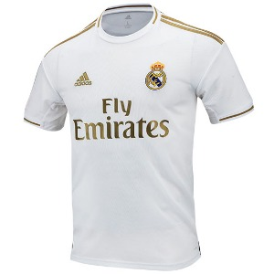 19-20 Real Madrid Home