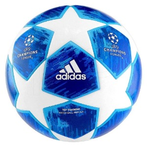 Finale 2018 UEFA Chamipos League(UCL) Top Training Ball - Match Ball Replica