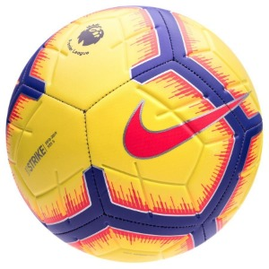 Strike Premier League Ball - Match Ball Replica (Yellow)
