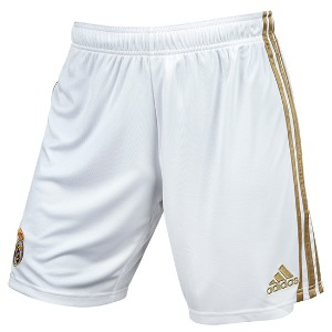 19-20 Real Madrid Home Shorts