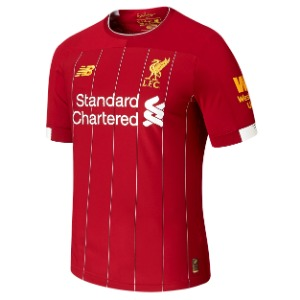 [해외][Order] 19-20 Liverpool(LFC) Home Elite Jersey - Authentic
