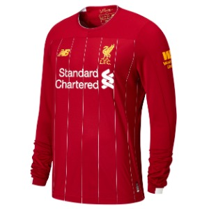 [해외][Order] 19-20 Liverpool(LFC) Junior Home L/S - KIDS