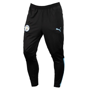 19-20 Manchester City Training Pro Pants - Black
