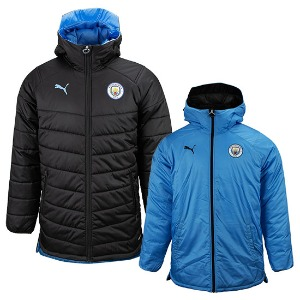 19-20 Manchester City Reversible Bench Jacket