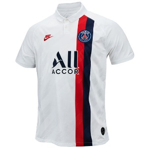[해외][Order] 19-20 Paris Saint Germain(PSG) 3rd Stadium Jersey - UCL (UEFA Champions League)