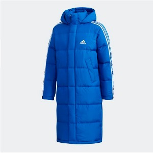 3ST Long Parka - Blue