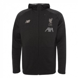 [해외][Order] 19-20 Liverpool Travel Full Zip Hoody - Phantom