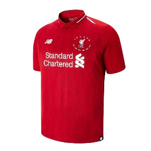 [해외][Order] 18-19 Liverpool(LFC) UCL(UEFA Champions League) Home (6 Times Signature Collection)
