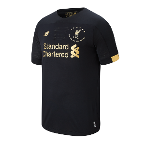 [해외][Order] 18-19 Liverpool(LFC) UCL(UEFA Champions League) Euro GoalKeeper Jersey (6 Times Signature Collection)