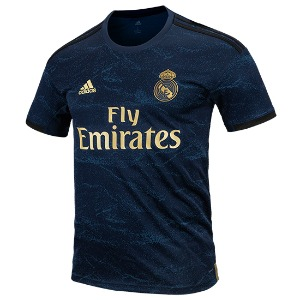 19-20 Real Madrid UEFA Champions League(UCL) Away
