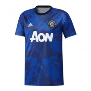 19-20 Manchester United Pre-Match Shirt