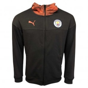 [해외][Order] 19-20 Manchester City Casuals Zip/Thru Hoody Jacket
