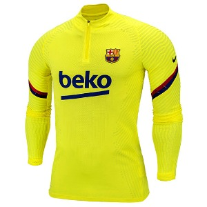 19-20 Barcelona Vapor Knit Strike Drill Top