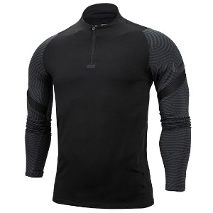 AS Dry Strike Drill Top - Black