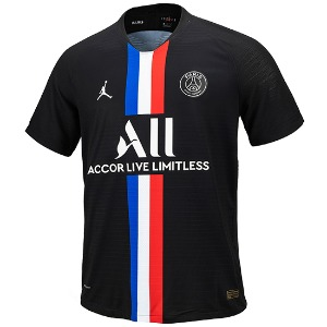 [해외][Order] 19-20 Paris Saint Germain(PSG) 4th BRT Vapor Match Jersey - UCL (UEFA Champions League) - Authentic