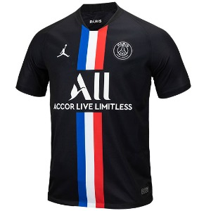 [해외][Order] 19-20 Paris Saint Germain(PSG) 4th BRT Stadium Jersey - UCL (UEFA Champions League)