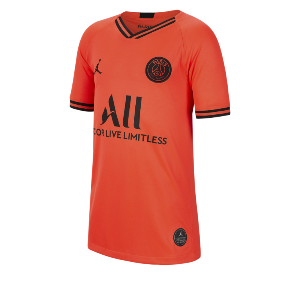 [해외][Order] 19-20 Paris Saint Germain(PSG) Youth Away Stadium Jersey - KIDS