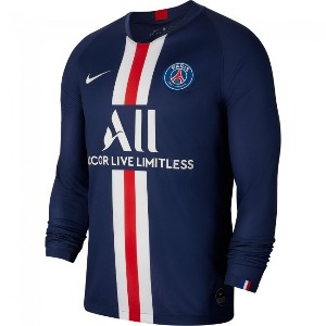 [해외][Order] 19-20 Paris Saint Germain(PSG) Home Stadium L/S Jersey - UCL (UEFA Champions League)