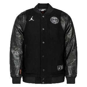 19-20 Paris Saint Germain(PSG) X JORDAN Varsity Jacket