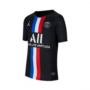 [해외][Order] 19-20 Paris Saint Germain(PSG) Youth 4th Stadium Jersey - KIDS