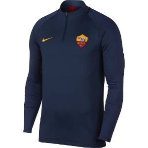 [해외][Order] 19-20 AS Roma Squad Strike Drill Top - COLOUR