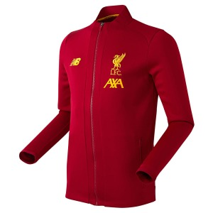 [해외][Order] 19-20 Liverpool Game Jacket - Red Pepper