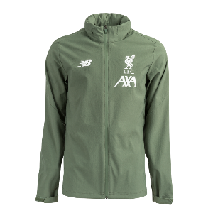 [해외][Order] 19-20 Liverpool Base Storm Jacket - Agave Green