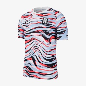 20-21 Korea(KFA) BRT Pre Match Training Top