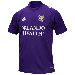 20 Orlando City Training Jersey