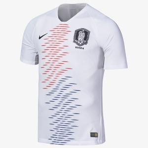 18-19 Korea(KFA) Vapor Match Away Jersey - Authentic