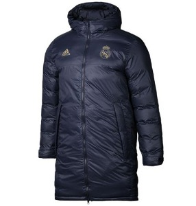 [해외][Order] 19-20 Real Madrid SSP Long Coat - Night Indigo/Dark Football Gold