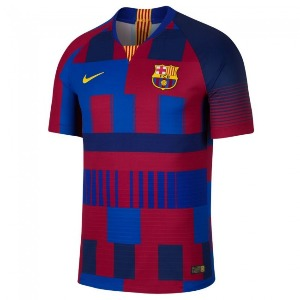[Order][해외] 18-19 Barcelona 20TH ANNIVERSARY Home Vapor Match Jersey - AUTHENTIC