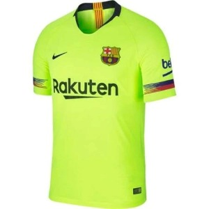 [Order][해외] 18-19 Barcelona Away Vapor Match Jersey - AUTHENTIC