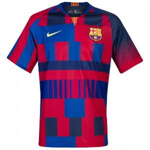 [Order][해외] 18-19 Barcelona 20TH ANNIVERSARY Home Stadium Jersey