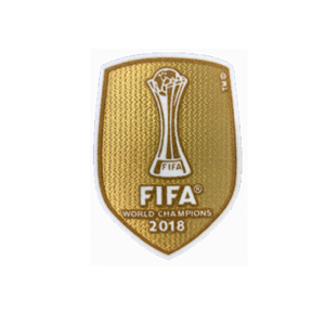 2018 World Champion Patch (For 18~20 Real Madrid)
