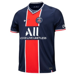 20-21 Paris Saint Germain(PSG) Youth Home Stadium Jersey - KIDS